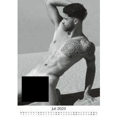 Real Cocks 2022 - erotický kalendář