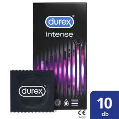 Durex Intense - vroubkované a tečkované kondomy (10ks)