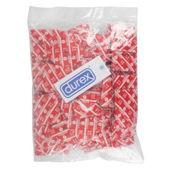 Durex London kondomy - jahodová příchuť (1000 ks)