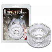 You2Toys Universal Sleeve - silikónová náhradná manžeta