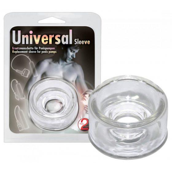 YOU2TOYS Universal Sleeve - silikonová náhradní manžeta