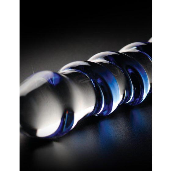 Pipedream Icicles - dildo skleněné spirálovité