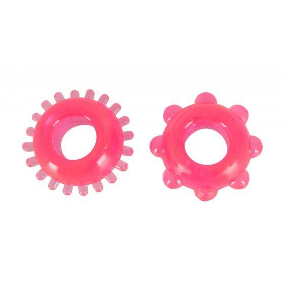 YOU2TOYS Stronghold Duo - erekční kroužky (2 ks)