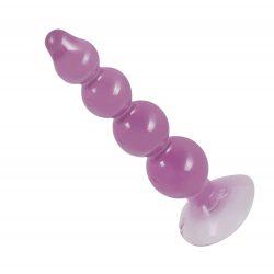 You2Toys Anal Beads - análny kolík s prísavkou