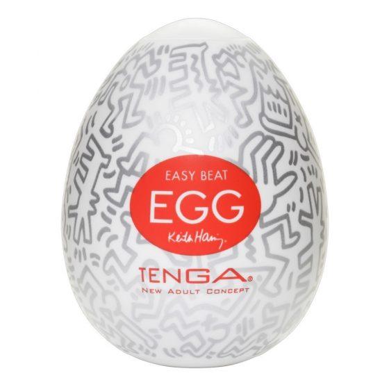 TENGA Keith Haring - Egg Party (1 ks)