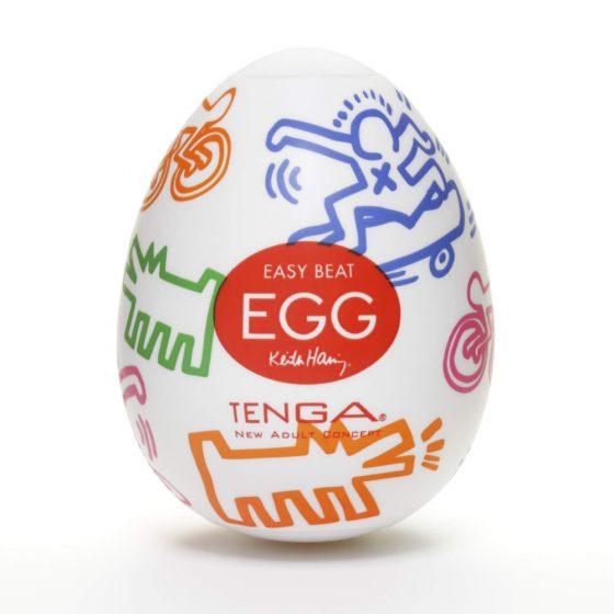 TENGA Egg Street Keith Haring - výběr (6ks)