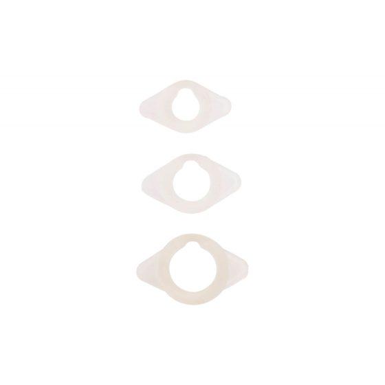 Froehle Love Rings Set LR004- souprava erekčních kroužků na penis (3ks)