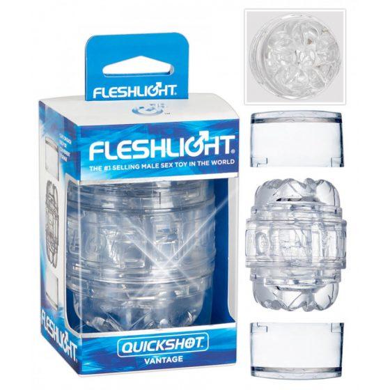 Fleshlight Quickshot Vantage - cestovní masturbátor