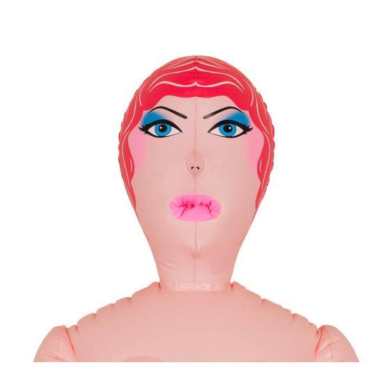 You2Toys Love Doll Fire - nafukovacia panna