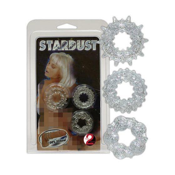 YOU2TOYS Stardust - kroužky na penis