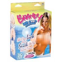 NMC Big Boob Love Doll Brandy - nafukovací panna