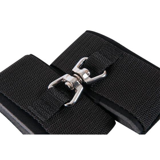 Bad Kitty - pouta a maska na oči (černá)