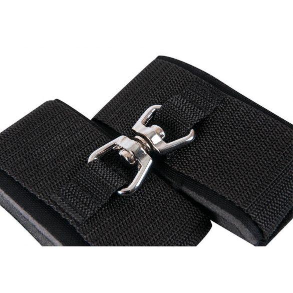 Bad Kitty - putá a maska na oči (čierna)