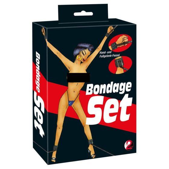 Sada Bondage! (4-dílná)