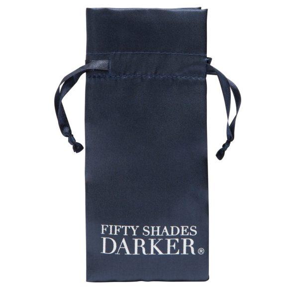 Fifty Shades Of Grey At My Merci - štipce na bradavky s reťazou
