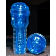 Fleshlight Turbo Thrust - sací masturbátor (modrý)