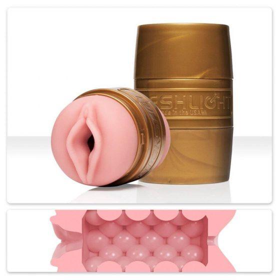 Fleshlight Quickshot Stamina Training Unit Lady - mini vagina and butt (pink)