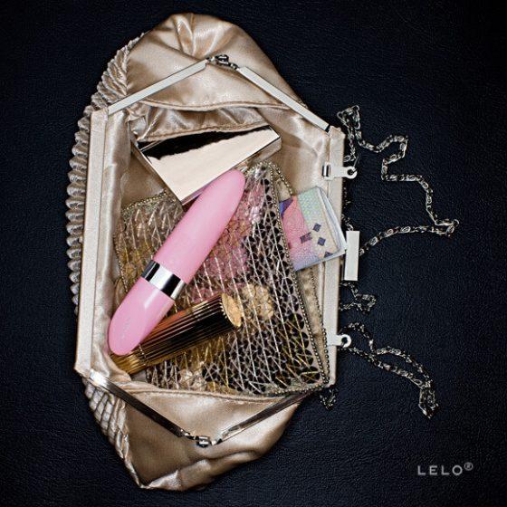 LELO Mia – cestovní vibrátor (světle růžový)