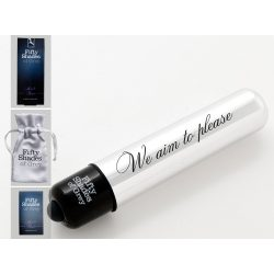 Fifty Shades og Grey We Aim To Please - mini vibrátor (8,5 cm)