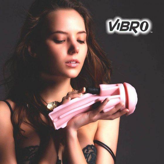 Fleshlight Pink Lady - vibro vagína