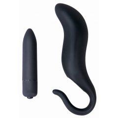 You2Toys Black Velvets Vibe - mini vibrátor (13 cm)