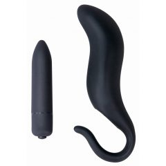 You2Toys Black Velvets Vibe - mini vibrátor (13 cm)