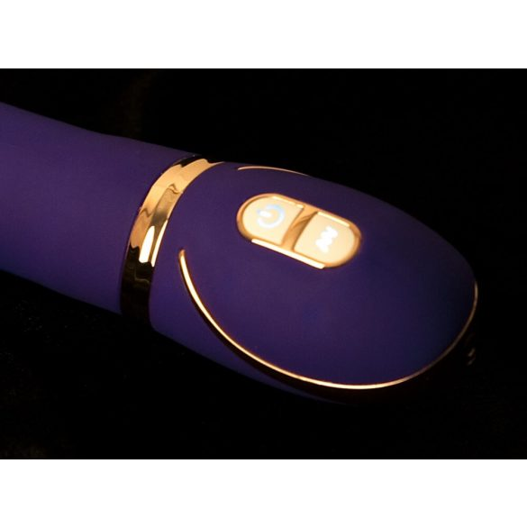 Vibe Couture Front Row - G-Spot vibrator (purple)