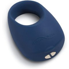 We-Vibe Pivot - nabíjateľný, vibrujúci krúžok na penis (modrý)