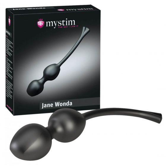 mystim Jane Wonda - electro goshawk duo