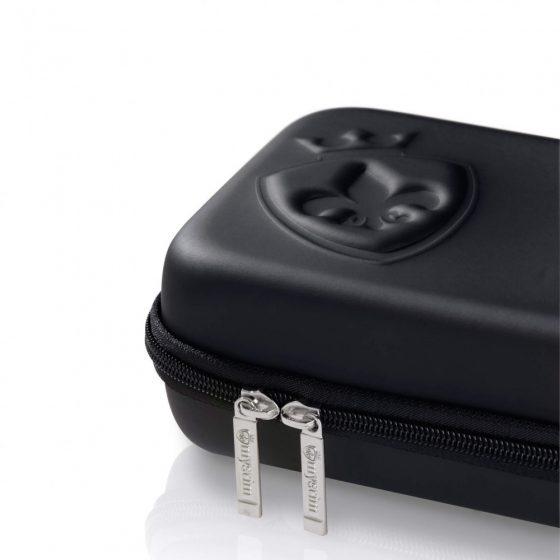 mystim Daring Danny - electro-stimulation vibrator (black)