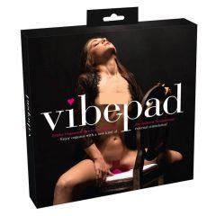 VibePad - 2 Motor Cordless Radio Pillow Vibrators (Purple)