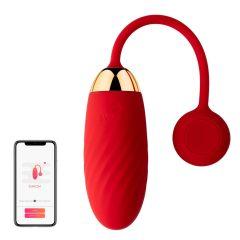 Svakom Ella - vibrační vajíčko (červené)
