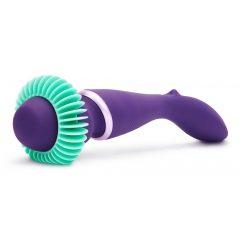 We-Vibe Wand - nabíjecí, smart masážní vibrátor (fialový)