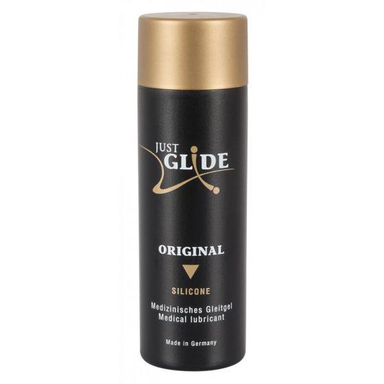 Just Glide Original Silicone – silikónový lubrikant (100ml)