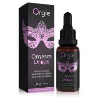 Orgie Orgasm Drops - intímne sérum pre ženy (30ml)