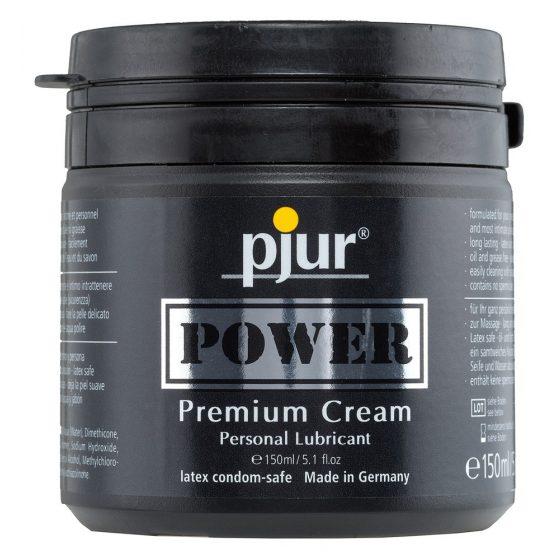 Pjur Power - lubrikant prémiové kvality