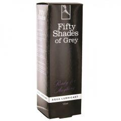 Fifty Shades og Grey Ready for Anything - lubrikační gel na bázi vody (100ml)