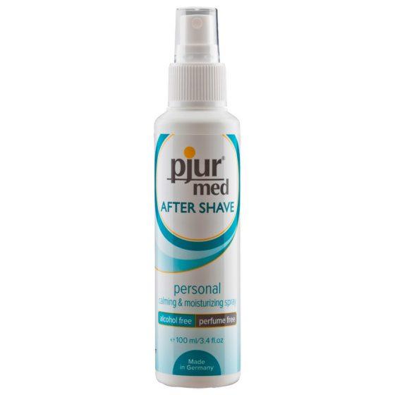 Pjur Med After Shave - přípravek na hydrataci pokožky (100ml)