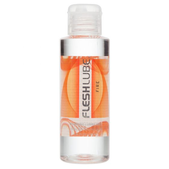 FleshLube Fire lubrikant s hřejivým účinkem (100 ml)
