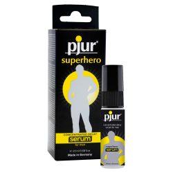 pjur Superhero - sérum na oddálení ejakulace (20 ml)