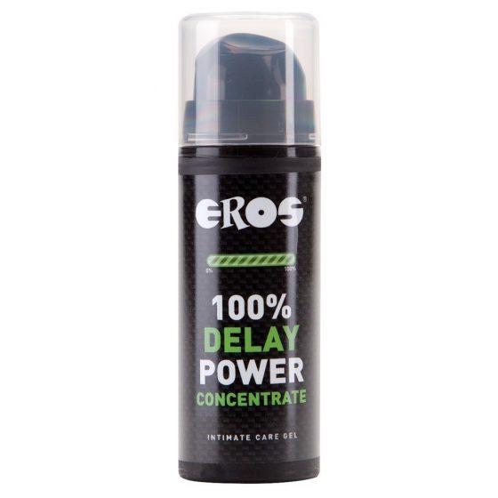 EROS Delay 100% Power - koncentrát na oddálení ejakulace (30 ml)