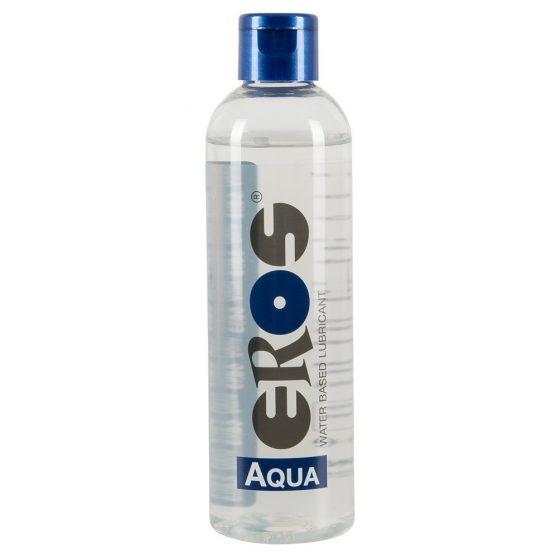 EROS Aqua - lubrikant na bázi vody ve flakónu (250 ml)