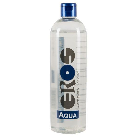 EROS Aqua - lubrikant na bázi vody, ve flakónu (500 ml)