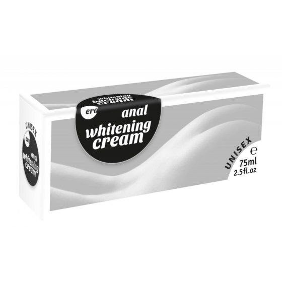 Ero Anal Whitening Cream - unisex ošetřující anální krém (75ml)