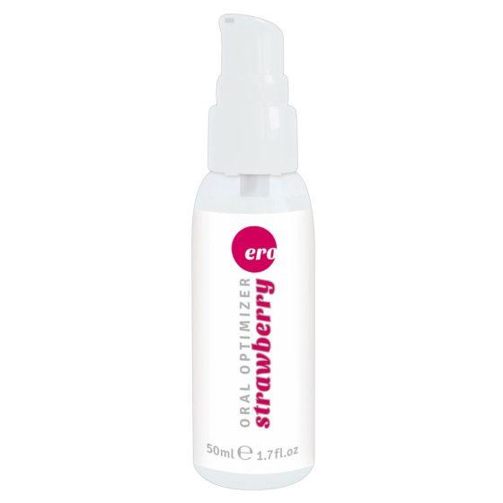 Blowjob Gel - orální lubrikační gel (jahodový)