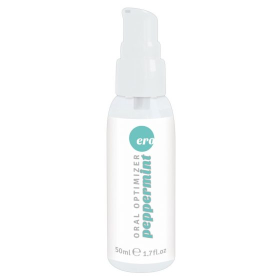 Blowjob Gel - orální lubrikační gel (máta)