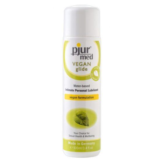 Pjur med - veganský lubrikant na citlivou pokožku (100 ml)
