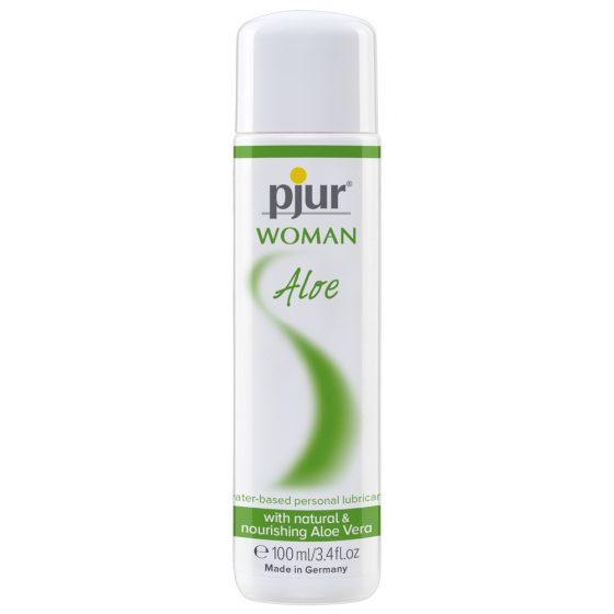 Pjur Aloe - lubrikant na bázi vody (100ml)