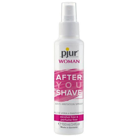 Pjur After You Shave - sprej na upokojení pokožky (100ml)