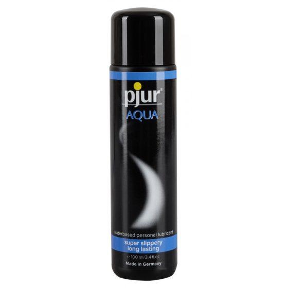 pjur Aqua lubrikační gel 100 ml